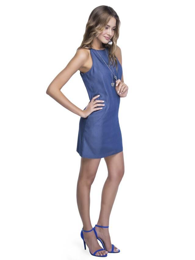 Women's gown CONTE ELEGANT LPL 530, s.164-84-92, dark blue - 2