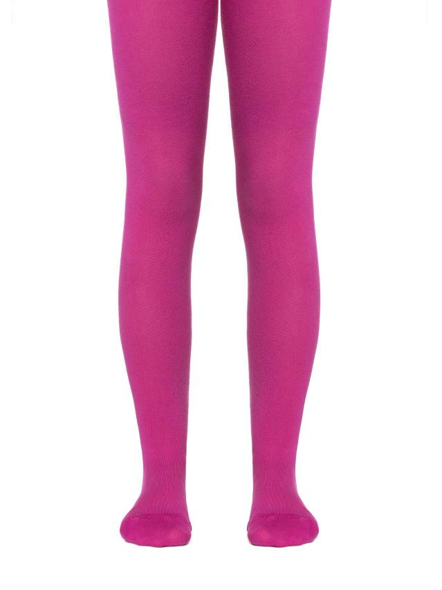 Children's tights CONTE-KIDS CLASS, s.104-110 (16),199 raspberry pink - 1
