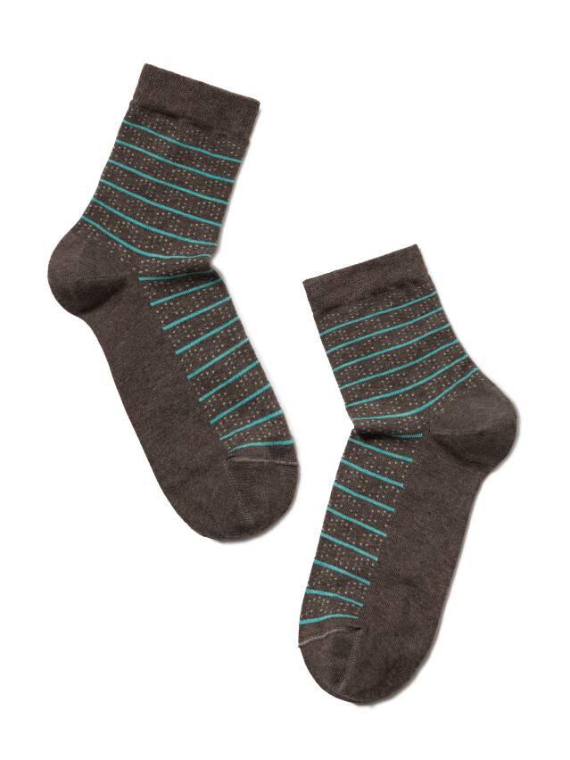 Women's socks CONTE ELEGANT COMFORT, s.23, 047 cacao - 2