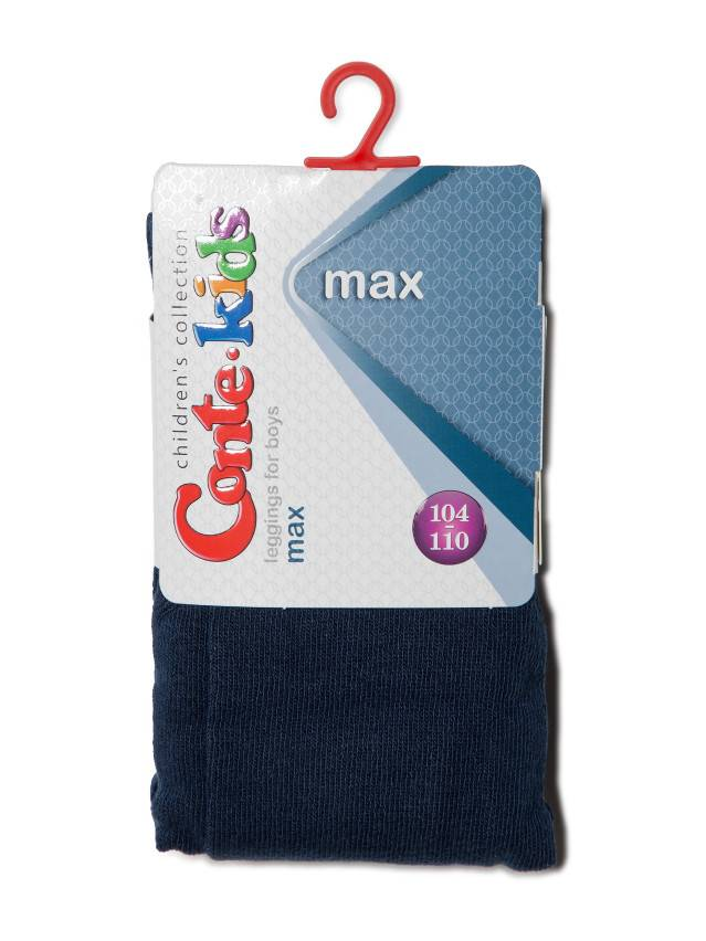 Leggings for boys CONTE-KIDS MAX, s.104-110, 000 navy - 3