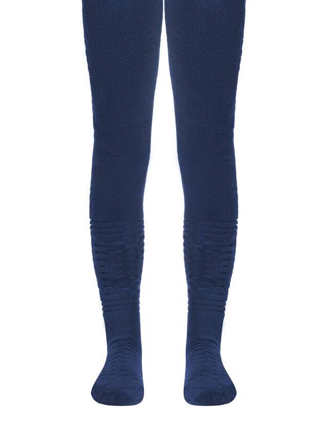 Children's tights CONTE-KIDS SOF-TIKI, s.116-122 (18),342 navy - 1