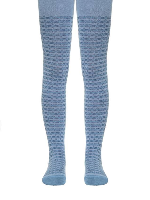 Children's tights CONTE-KIDS TIP-TOP, s.128-134 (20),315 blue - 1