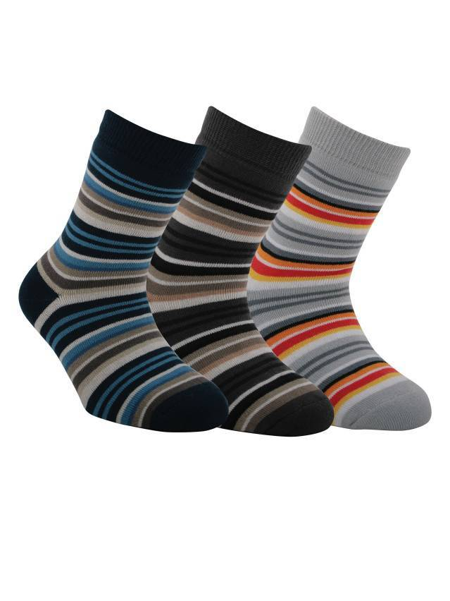 Children's socks CONTE-KIDS SOF-TIKI, s.16, 090 grey - 1