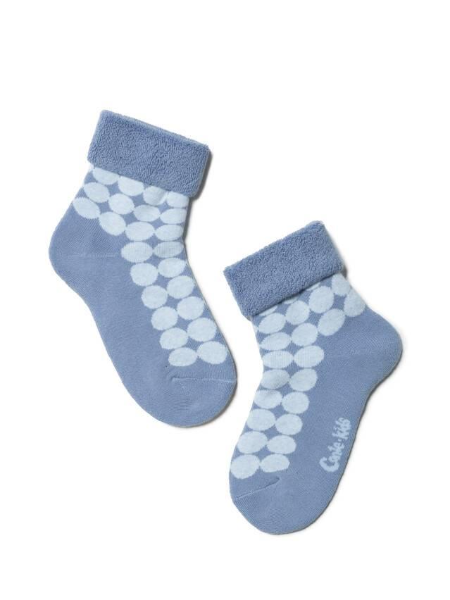 Children's socks CONTE-KIDS SOF-TIKI, s.16, 222 denim - 1