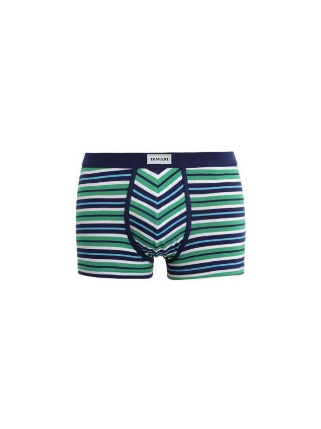 Men's pants DiWaRi BAND SHORTS 358, s.102,106/XL, green - 1