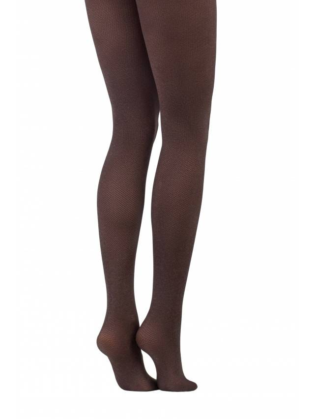 Women's tights CONTE ELEGANT VINTAGE, s.2, chocolate - 1