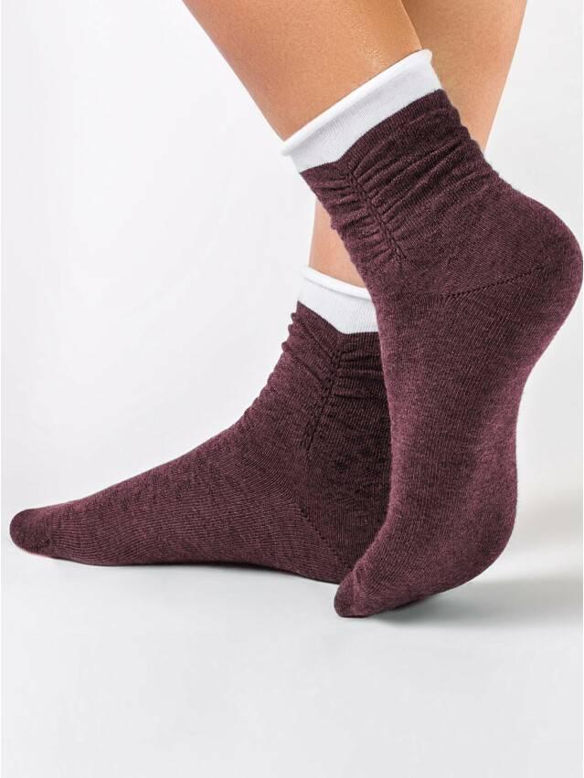 Women's socks CONTE ELEGANT COMFORT, s.23, 048 winy - 1