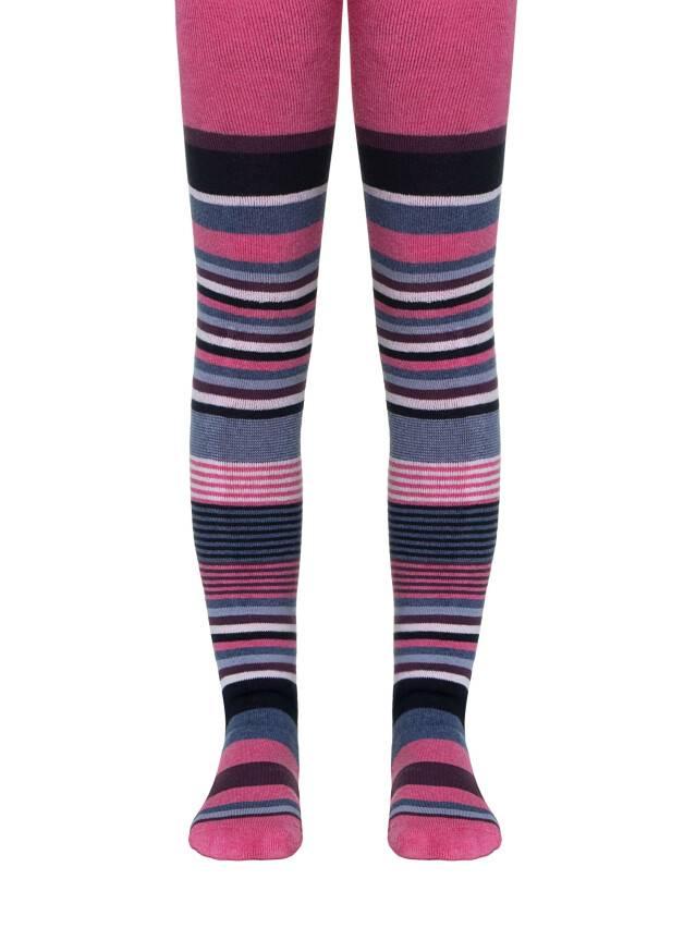 Children's tights CONTE-KIDS SOF-TIKI, s.104-110 (16),395 pink - 1