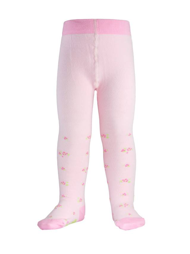 Children's tights CONTE-KIDS TIP-TOP, s.62-74 (12),378 light pink - 1