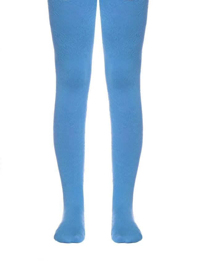 Fancy children's tights CONTE ELEGANT MAGGIE, s.104-110, blue - 1
