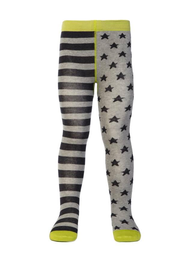 Children's tights CONTE-KIDS TIP-TOP, s.62-74 (12),358 grey - 1