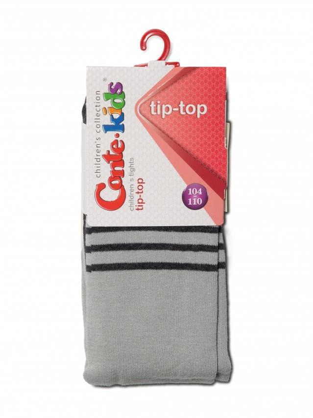 Children's tights CONTE-KIDS TIP-TOP, s.104-110 (16),394 grey - 2