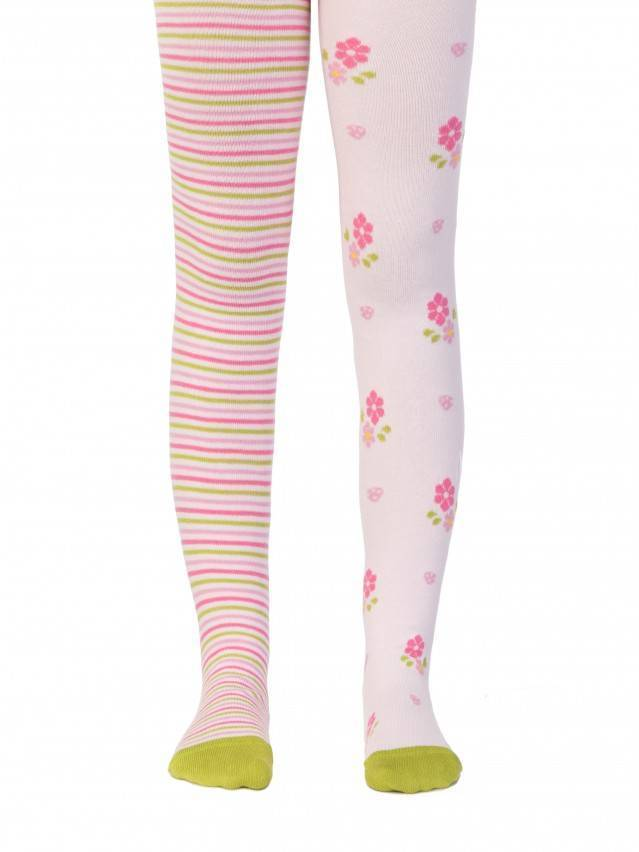 Children's tights CONTE-KIDS TIP-TOP, s.62-74 (12),357 light pink - 1