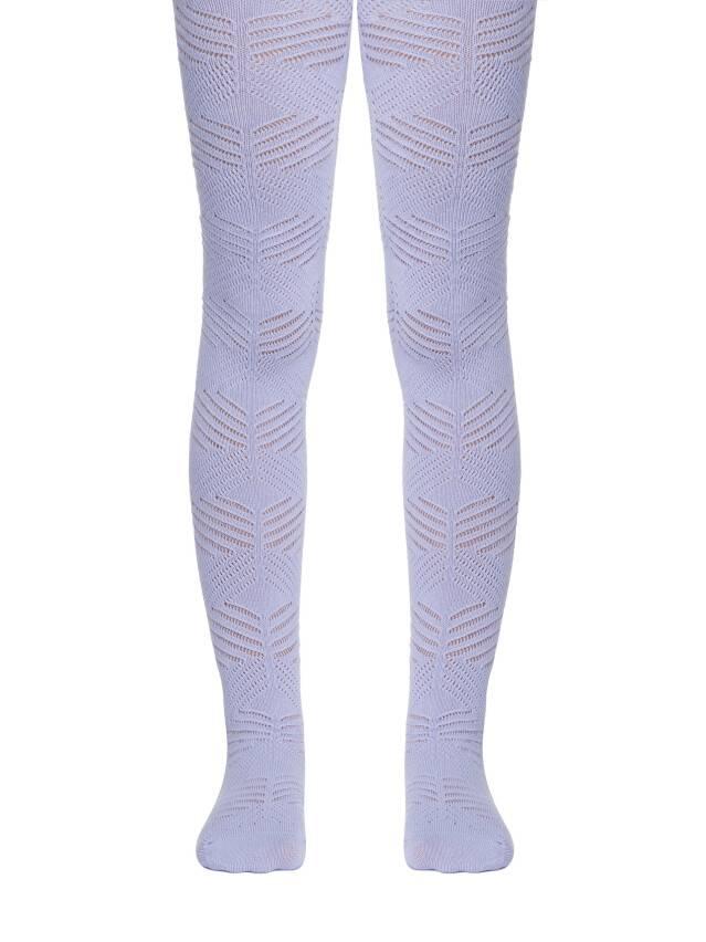 Children's tights CONTE-KIDS MISS, s.140-146 (22),274 pale violet - 1
