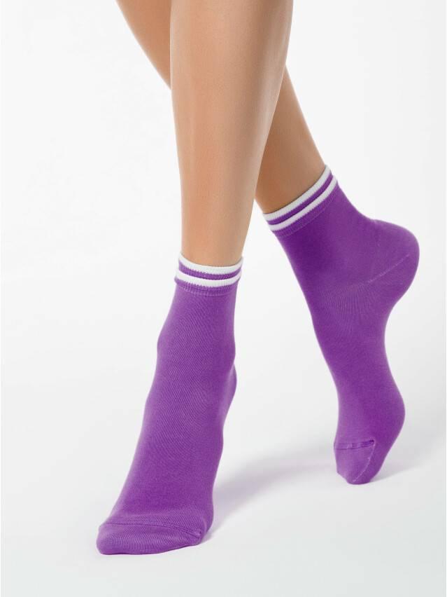 Women's socks CONTE ELEGANT CLASSIC, s.23, 010 lilac - 1