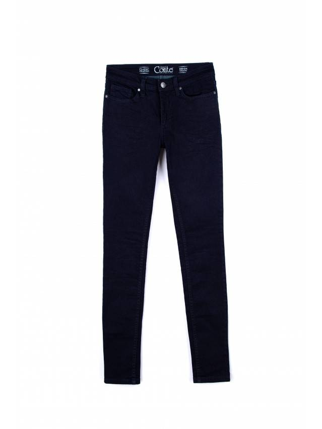 Denim trousers CONTE ELEGANT 623-100R, s.170-102, navy - 3