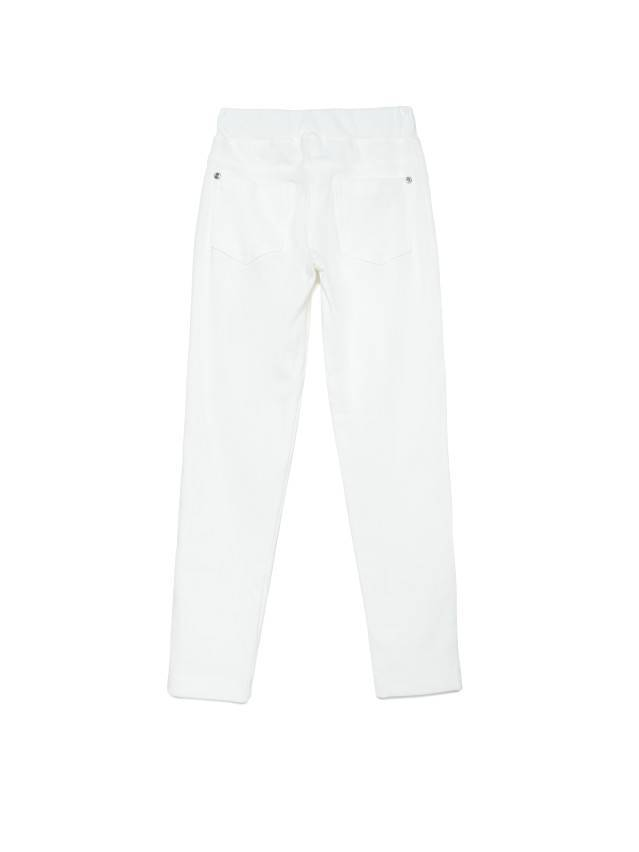 Women's knee pants CONTE ELEGANT MARTINA, s.164-102, white - 4