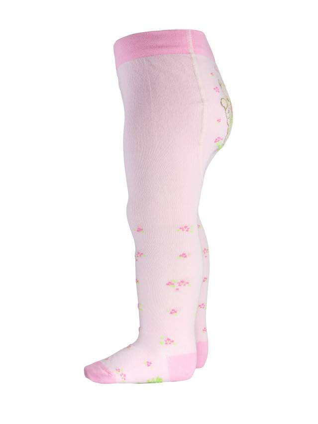 Children's tights CONTE-KIDS TIP-TOP, s.62-74 (12),378 light pink - 3