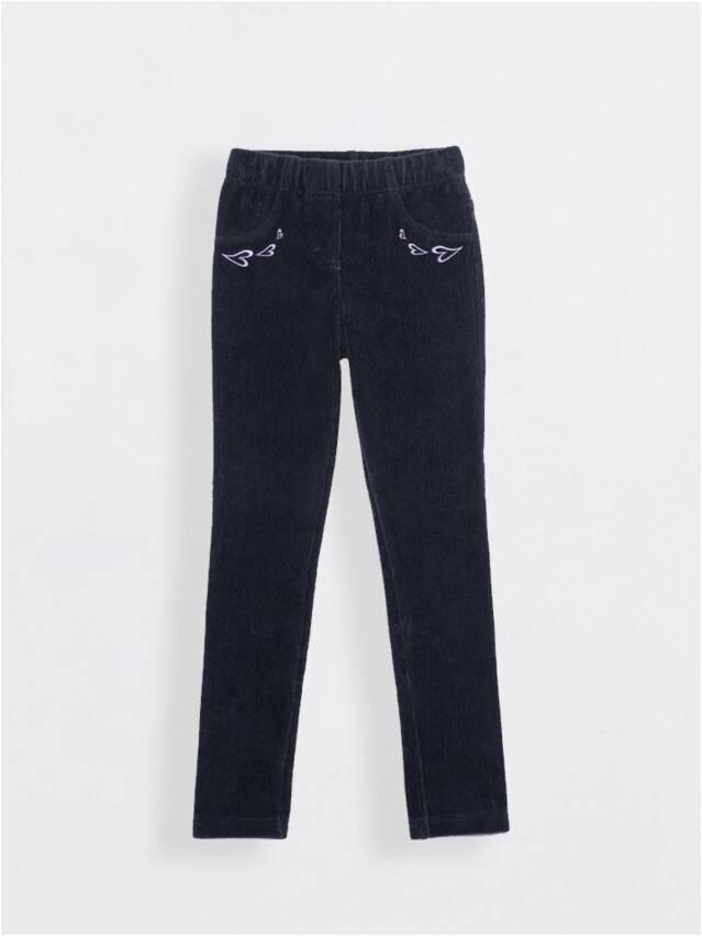 Leggings for girls CONTE ELEGANT AVRORA, s.110,116-56, navy - 1