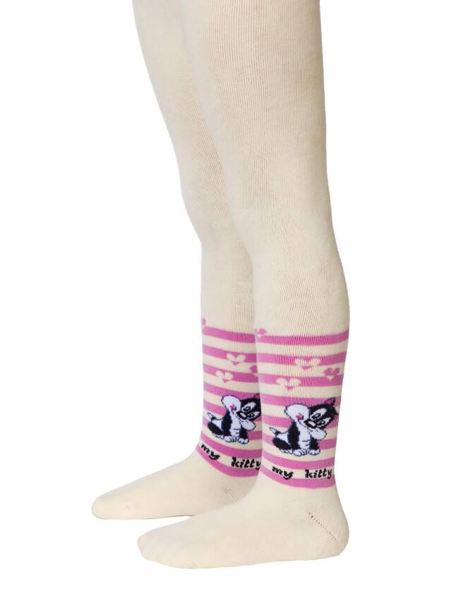Children's tights CONTE-KIDS SOF-TIKI, s.62-74 (12),390 cream - 1