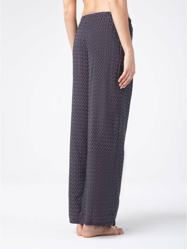 Women's trousers CONTE ELEGANT ROMA, s.164-64-92, black - 2