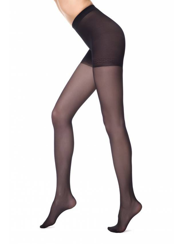 Women's tights CONTE ELEGANT CONTROL 20, s.2, nero - 1