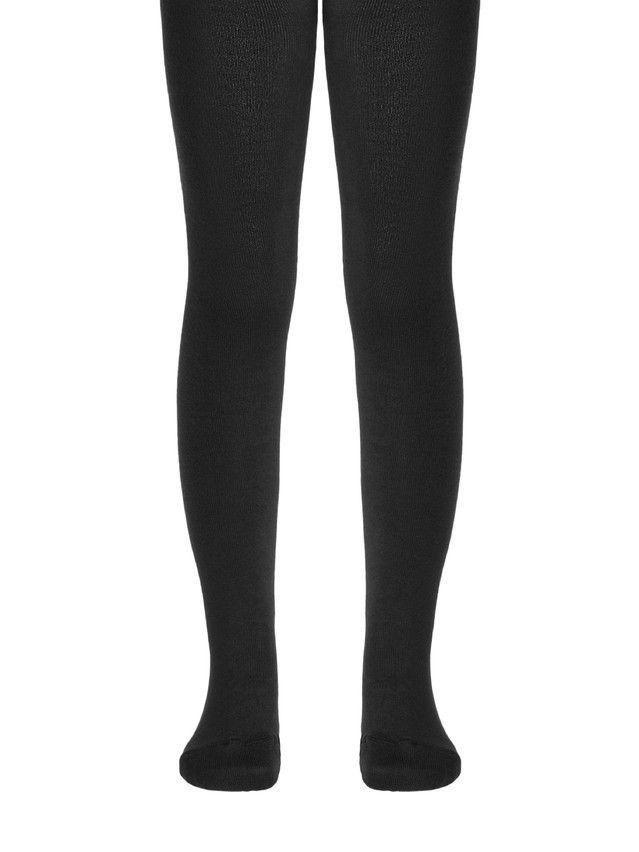 Children's tights CONTE-KIDS TIP-TOP, s.104-110 (16),000 black - 1