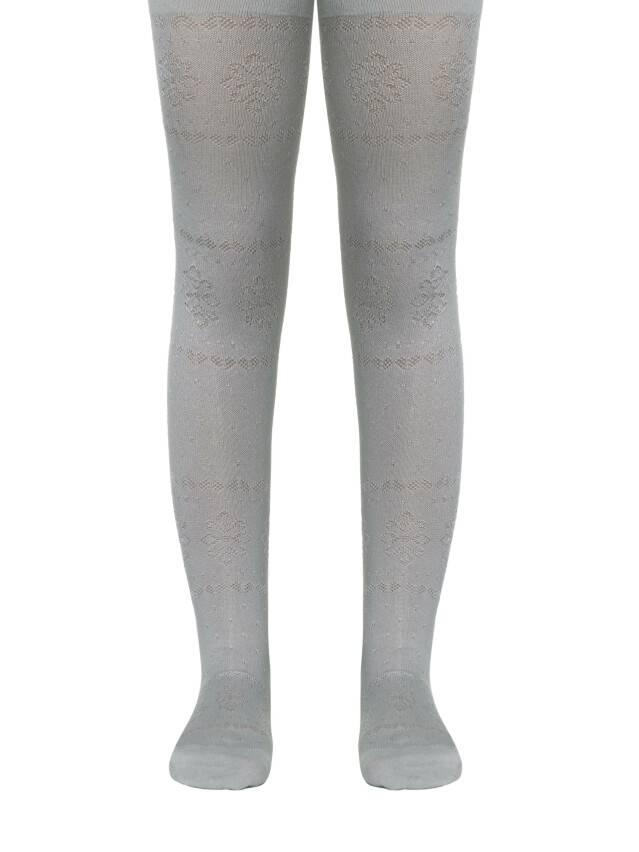 Children's tights CONTE-KIDS BRAVO, s.104-110 (16),372 light grey - 1