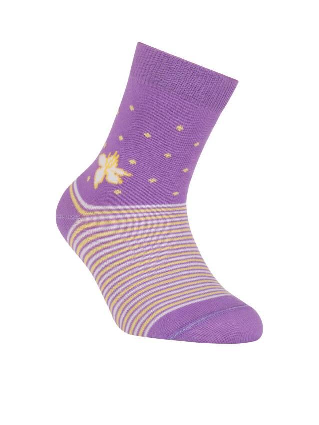 Children's socks CONTE-KIDS TIP-TOP, s.16, 254 lilac - 1