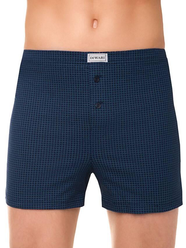 Men's pants DiWaRi BOXER MBX 001, s.110,114/XXL, navy - 1