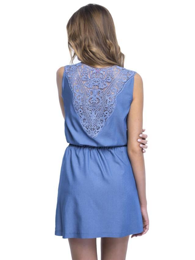 Women's gown CONTE ELEGANT LPL 531, s.164-84-92, dark blue - 1