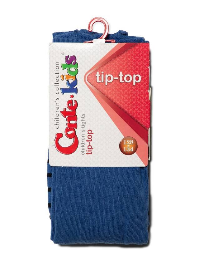 Children's tights CONTE-KIDS TIP-TOP, s.128-134 (20),411 dark blue - 3