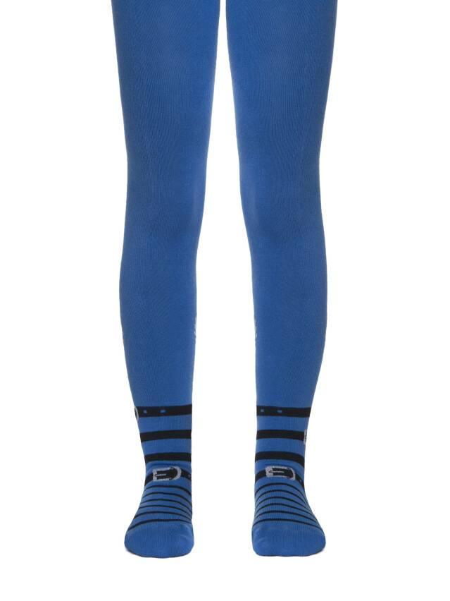 Children's tights CONTE-KIDS TIP-TOP, s.128-134 (20),411 dark blue - 1