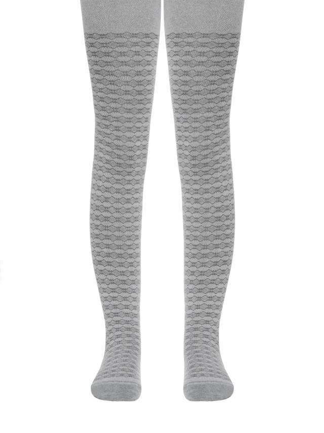 Children's tights CONTE-KIDS TIP-TOP, s.128-134 (20),315 grey - 1