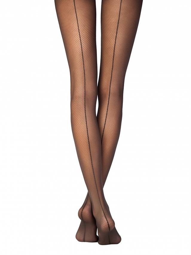 Women's tights CONTE ELEGANT LINEA, s.2, nero - 1