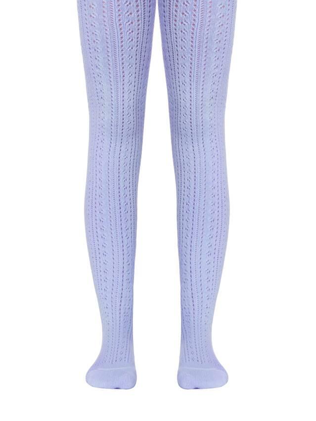 Children's tights CONTE-KIDS MISS, s.104-110 (16),270 pale violet - 1