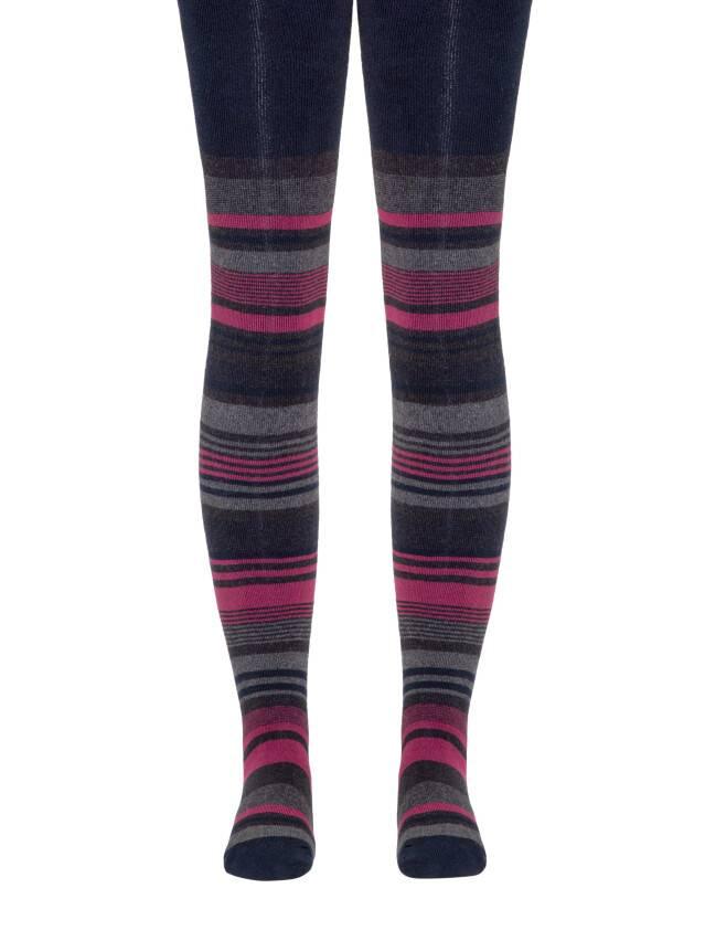 Children's tights CONTE-KIDS SOF-TIKI, s.140-146 (22),399 navy - 1