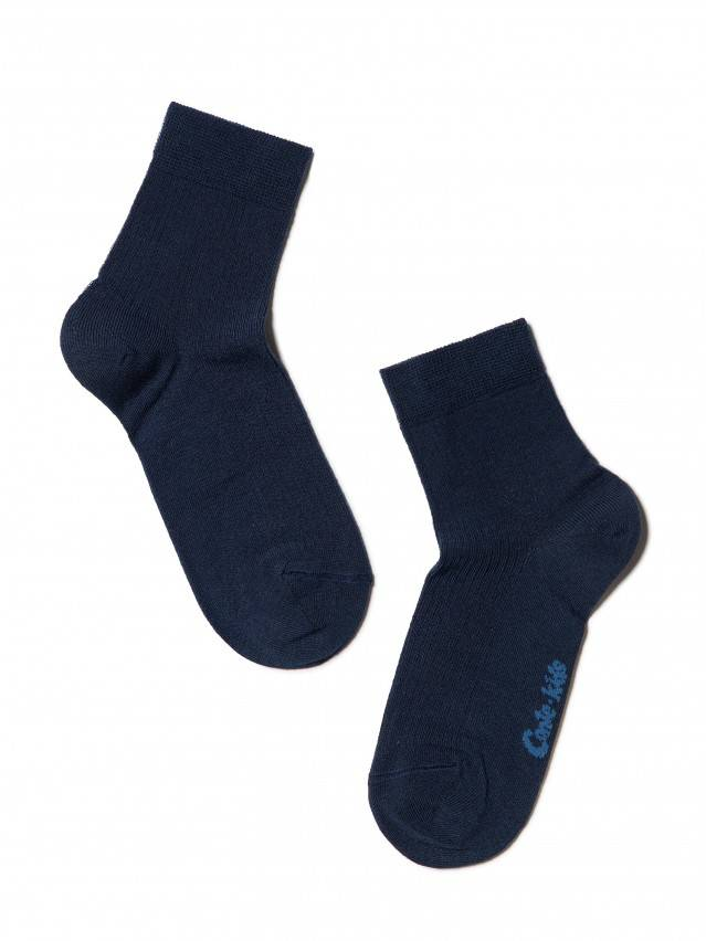 Children's socks CONTE-KIDS CLASS, s.18, 154 navy - 1