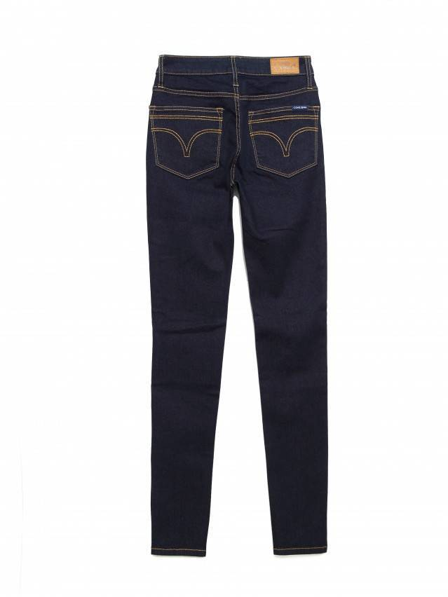 Denim trousers CONTE ELEGANT CON-183, s.170-102, indigo - 5