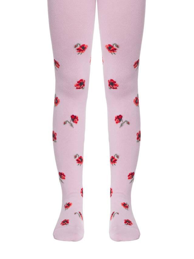 Children's tights CONTE-KIDS TIP-TOP, s.104-110 (16),410 light pink - 1