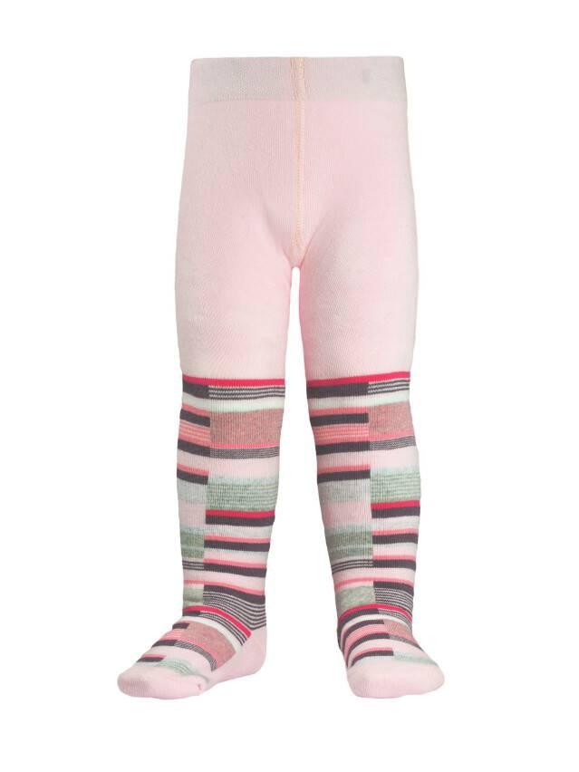 Children's tights CONTE-KIDS SOF-TIKI, s.62-74 (12),389 light pink - 1