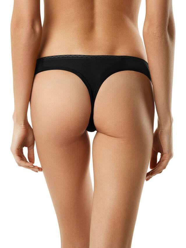 Women's panties CONTE ELEGANT CHARM LST 801, s.90, nero - 2
