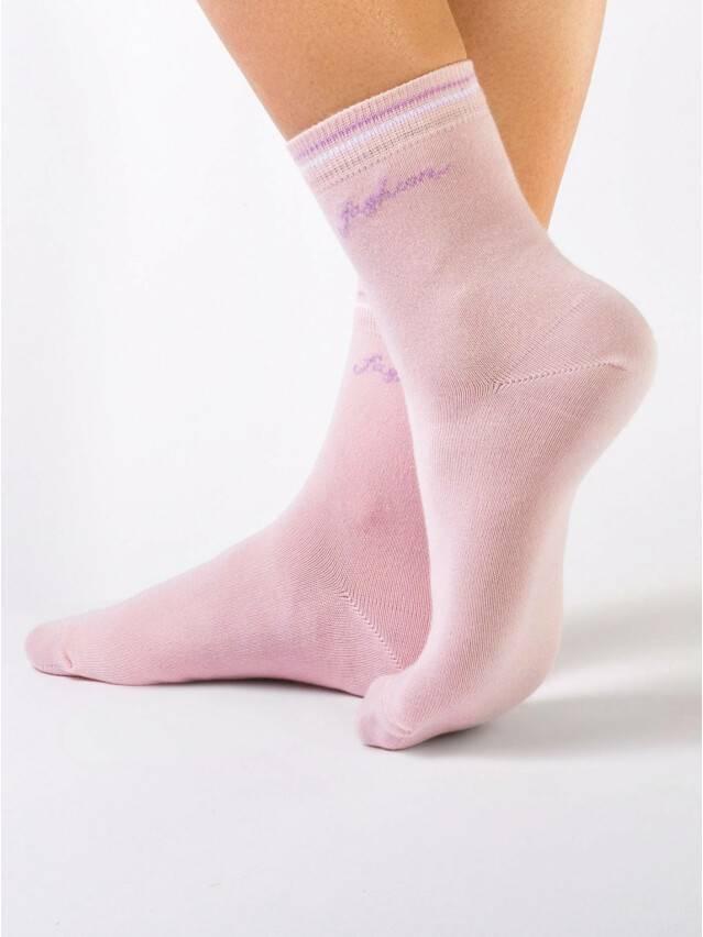 Women's socks CONTE ELEGANT CLASSIC, s.23, 045 light pink - 1