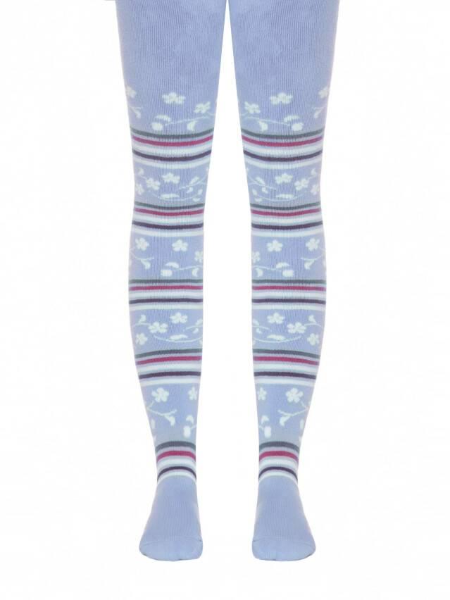 Children's tights CONTE-KIDS SOF-TIKI, s.104-110 (16),398 pale violet - 1