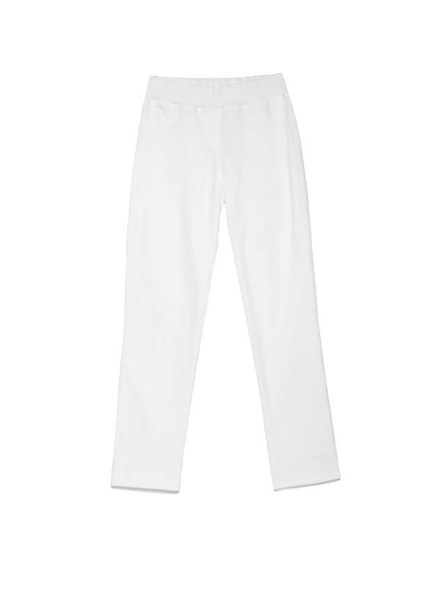Women's knee pants CONTE ELEGANT MARTINA, s.164-102, white - 3