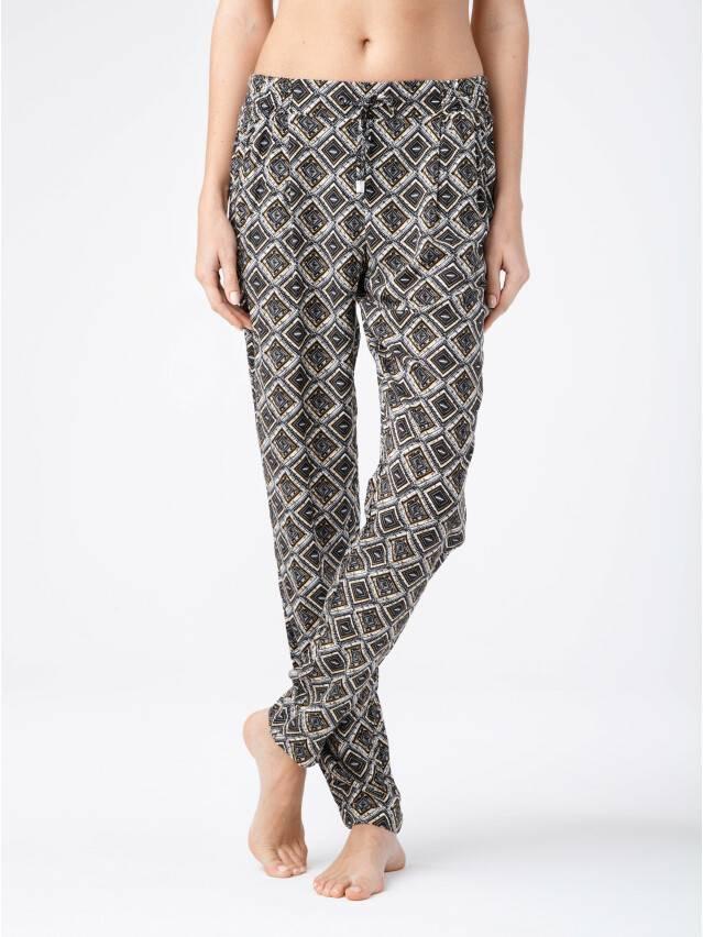 Women's trousers CONTE ELEGANT CHANTAL, s.164-64-92, yellow - 3