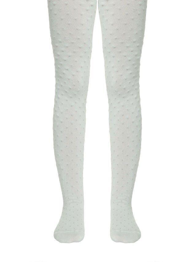 Children's tights CONTE-KIDS TIP-TOP, s.150-152 (22),323 light grey - 1