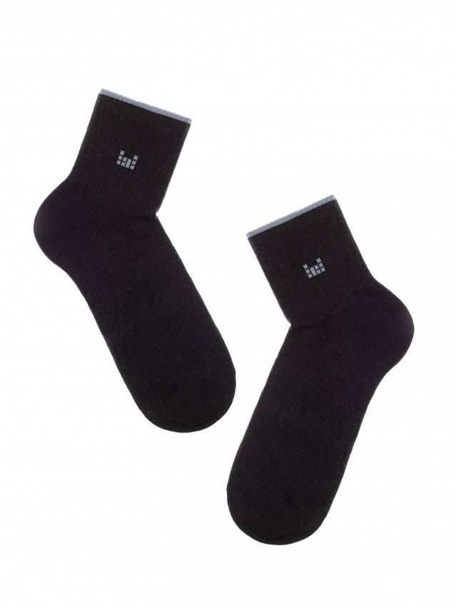 Men's socks DiWaRi ACTIVE, s. 40-41, 029 black - 1