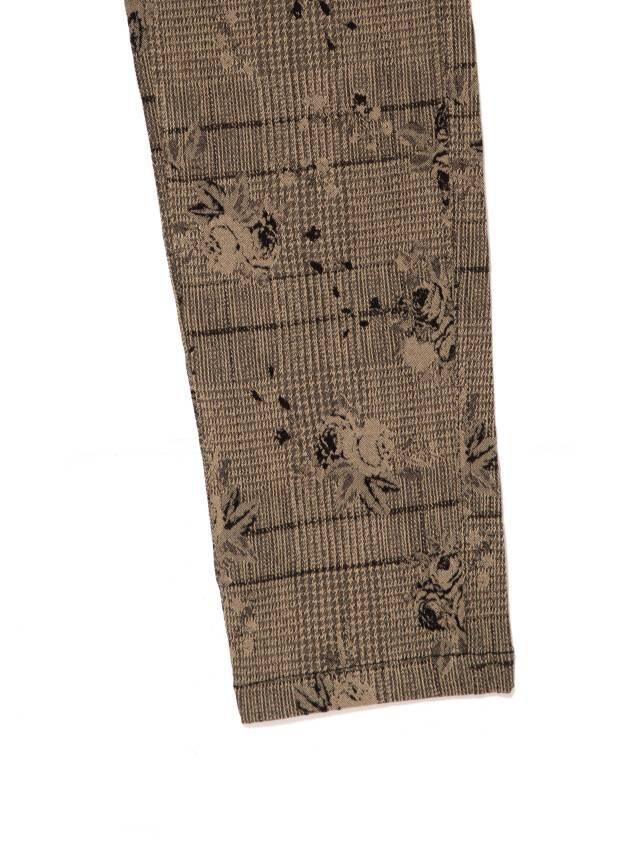 Women's trousers CONTE ELEGANT TEONA, s.164-64-92, brown - 7