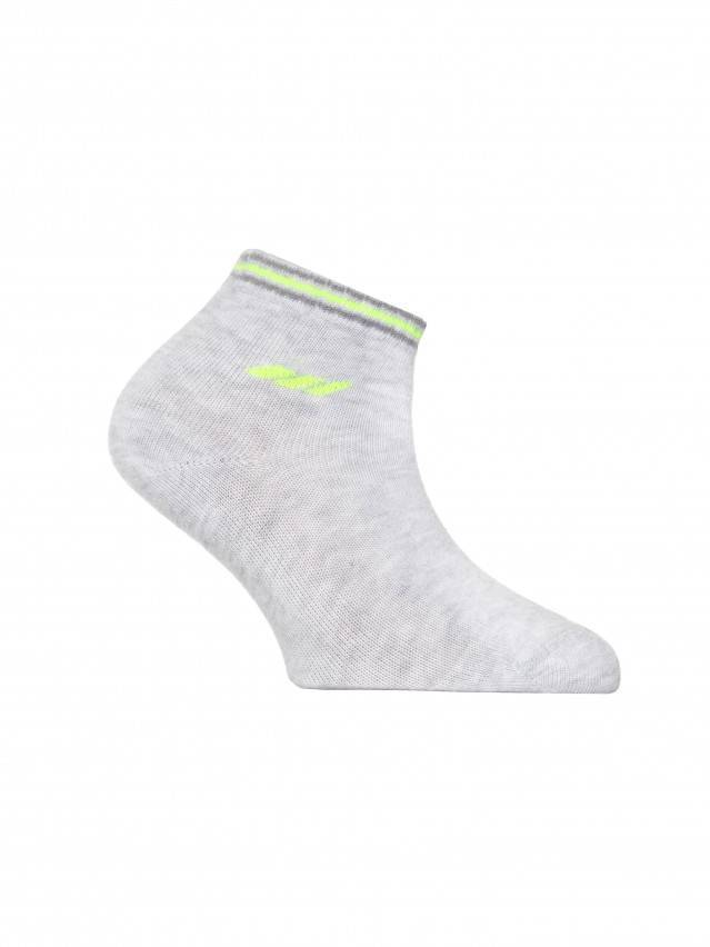Children's socks CONTE-KIDS ACTIVE, s.14, 133 light grey - 1